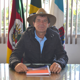 Vice-prefeito assume Executivo de Chiapetta